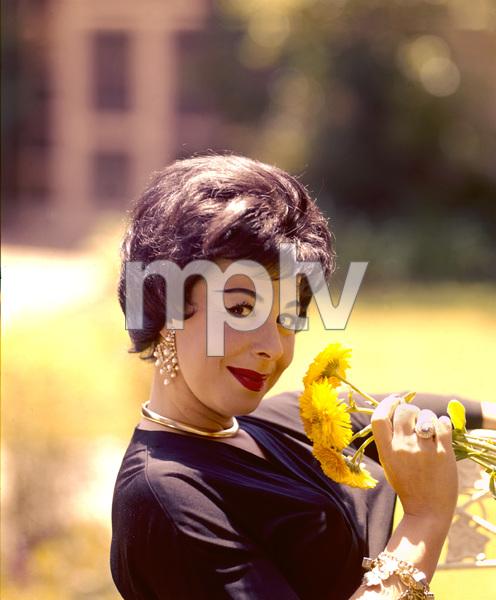 Eydie Gormecirca 1968 © 1978 Gene Howard - Image 4985_0002