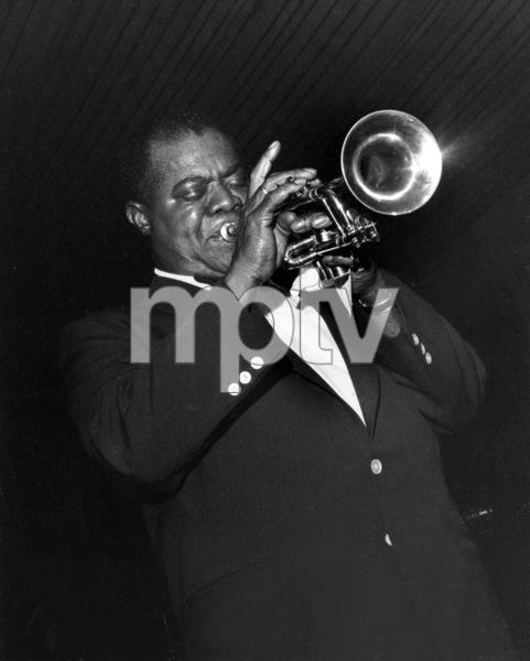 Louis Armstrong at the Crescendo, 1958. © 1978 David Sutton - Image 5062_0007