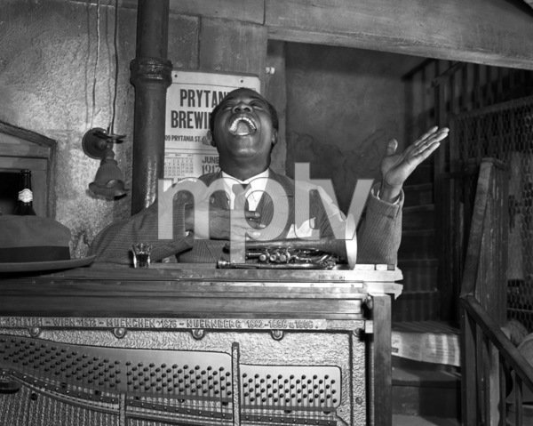 """""""New Orleans""""Louis Armstrong1947 United Artists** I.V. - Image 5062_0079"""