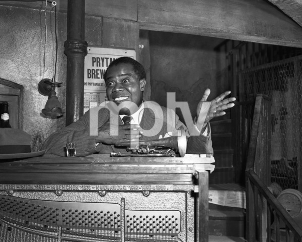 """""""New Orleans""""Louis Armstrong1947 United Artists** I.V. - Image 5062_0080"""
