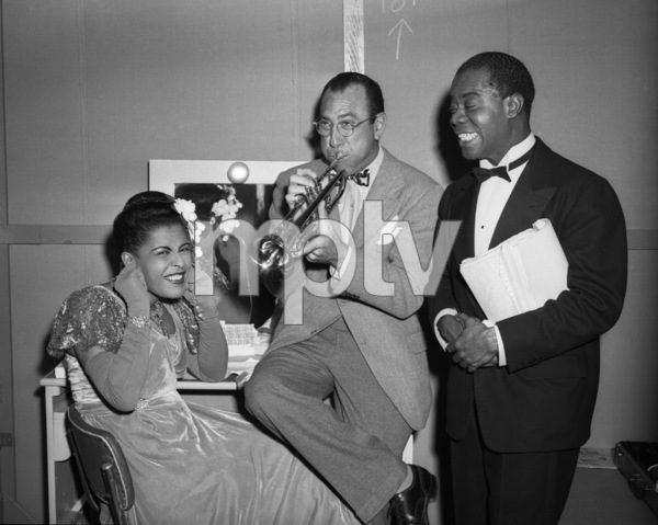 """""""New Orleans""""Billie Holiday, Louis Armstrong1947 United Artists** I.V. - Image 5062_0081"""