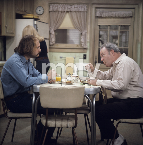 """All in the Family""Rob Reiner, Sally Struthers, Carroll O"