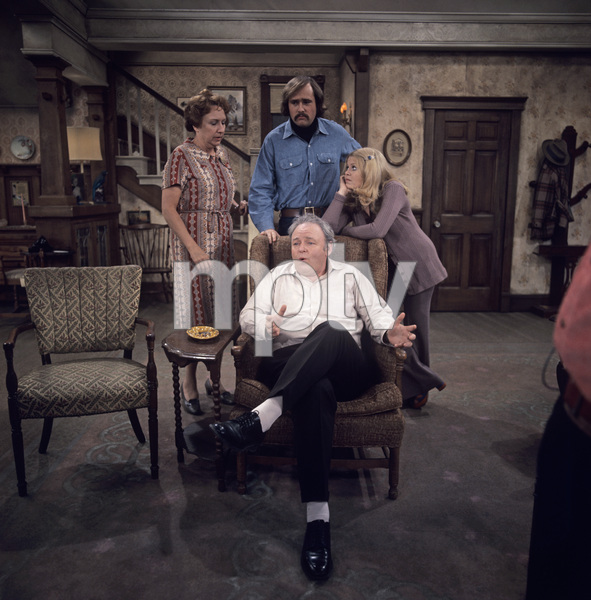 """All in the Family"" Carroll O"