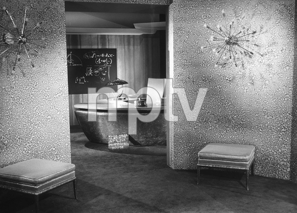 """""""The Forbidden Planet""""Interior1956 MGM - Image 5089_0002"""