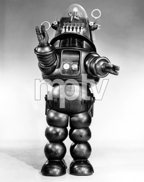 """Forbidden Planet""Robby the Robot, MGM, 1956, **I.V. - Image 5089_0003"