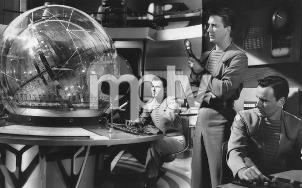 """""""Forbidden Planet""""Leslie Nielsen, 1956, MGM **I.V. - Image 5089_0004"""