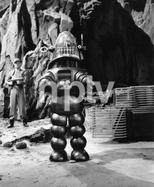 """Forbidden Planet"", Robby the Robot, MGM, 1956, **I.V - Image 5089_0023"