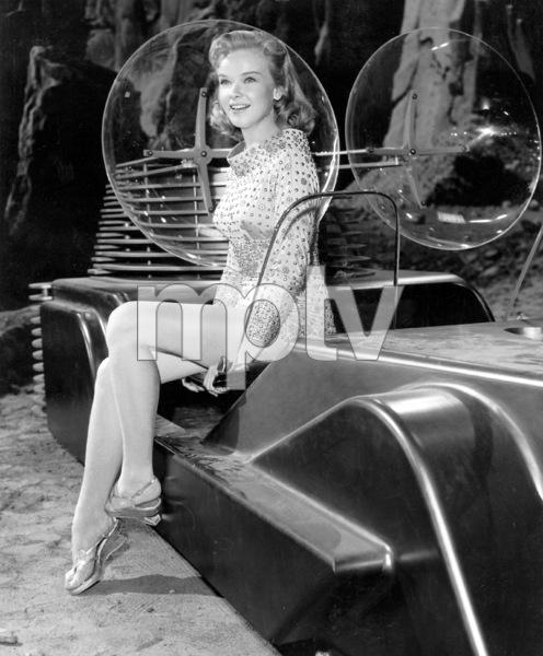 """""""Forbidden Planet""""Anne Francis, MGM, 1956, **I.V. - Image 5089_0026"""