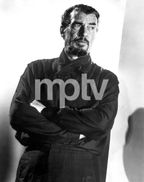 """Forbidden Planet""Walte Pidgeon, MGM, 1956, **I.V. - Image 5089_0039"