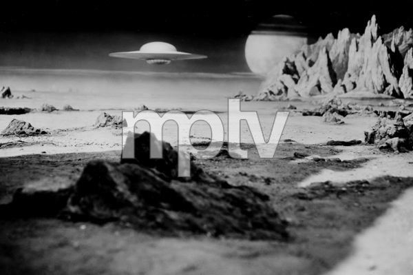 """Forbidden Planet""MGM, 1956 **I.V. - Image 5089_0048"