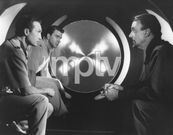"""""""Forbidden Planet""""Leslie Nielsen, Walter Pidgeon, 1956, MGM  **I.V. - Image 5089_0052"""