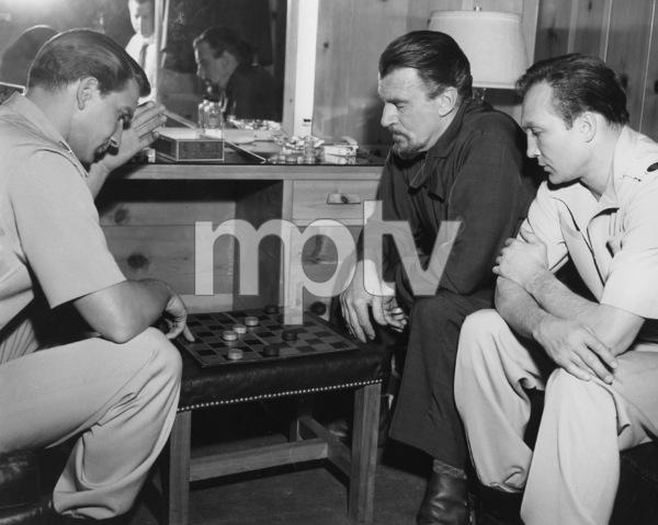 """""""Forbidden Planet""""Leslie Nielsen, Walter Pidgeon, 1956, MGM  **I.V. - Image 5089_0055"""