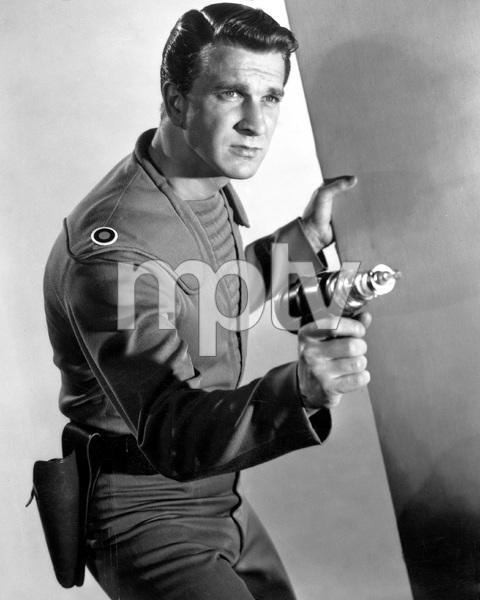 """""""Forbidden Planet"""" Leslie Nielsen 1956 MGM **I.V. - Image 5089_0062"""