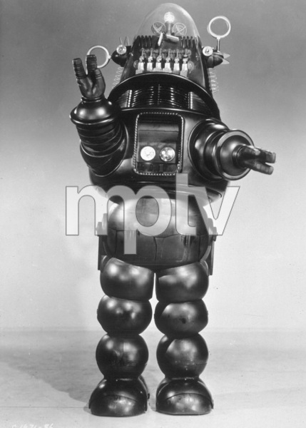 """Forbidden Planet""Robbie the Robot1956 MGM - Image 5089_3"