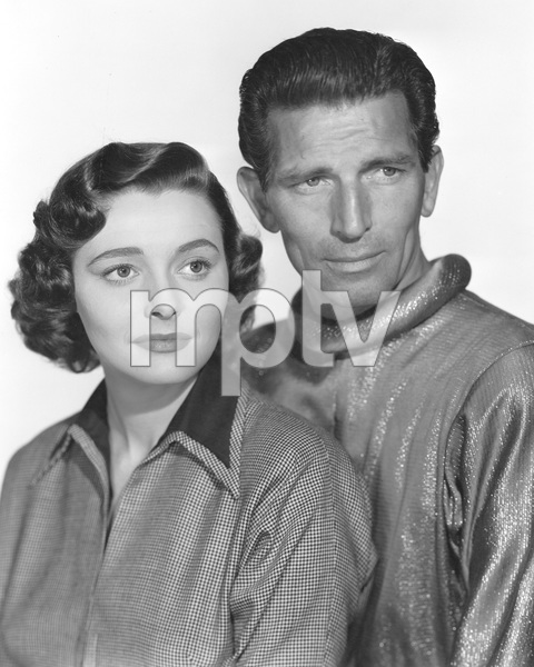 """""""The Day the Earth Stood Still"""" Patricia Neal, Michael Rennie 1951 20th **I.V. - Image 5090_0006"""
