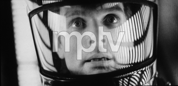 """""""2001: A Space Odyssey,"""" MGM 1968.Keir DulleaPhoto By John Jay / MPTV - Image 5091_0054"""