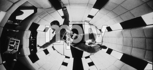 """""""2001: A Space Odyssey,"""" MGM 1968.Keir DulleaPhoto By John Jay / MPTV - Image 5091_0055"""