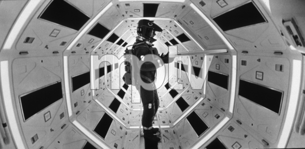 """""""2001: A Space Odyssey,"""" MGM 1968.Keir DulleaPhoto By John Jay / MPTV - Image 5091_0121"""