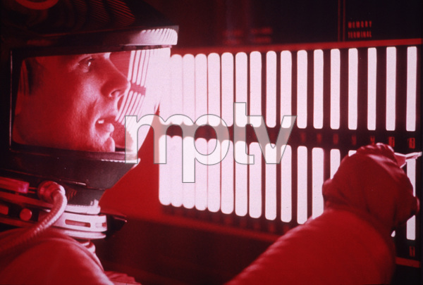 """""""2001: A Space Odyssey,"""" MGM 1968.Keir DulleaPhoto By John Jay / MPTV - Image 5091_0122"""