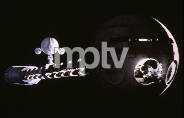 """2001: A Space Odyssey,"" MGM 1968.Photo By John Jay / MPTV - Image 5091_0124"