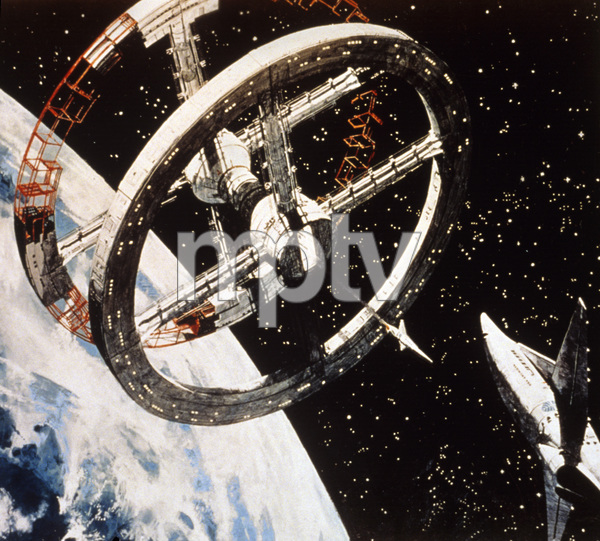 """2001: A Space Odyssey""1968 MGM - Image 5091_0126"