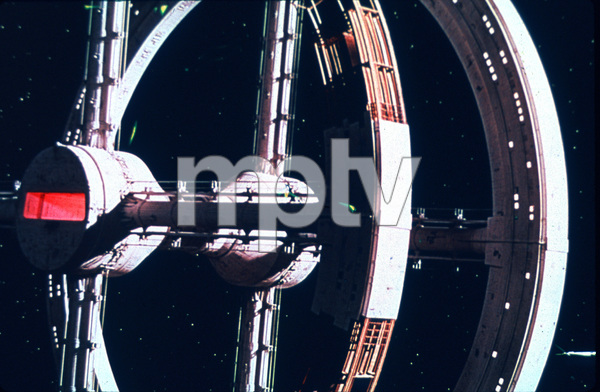 """2001: A Space Odyssey,"" MGM 1968.Photo By John Jay / MPTV - Image 5091_0128"