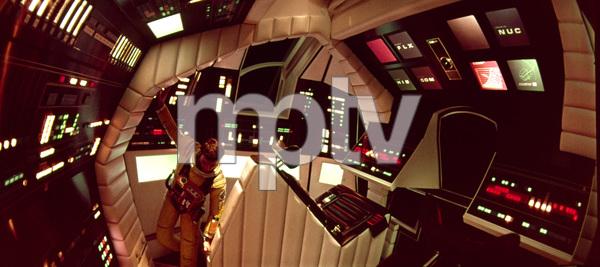 """2001: A Space Odyssey,"" MGM 1968.Photo By John Jay / MPTV - Image 5091_0131"