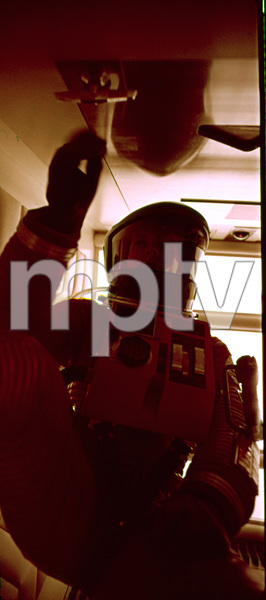 """""""2001: A Space Odyssey,"""" MGM 1968.Keir DulleaPhoto By John Jay /  MPTV - Image 5091_0132"""
