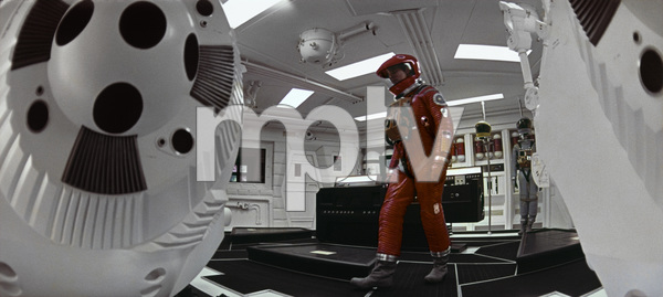 """""""2001: A Space Odyssey""""Keir Dullea1968 MGMPhoto by John Jay - Image 5091_0135"""