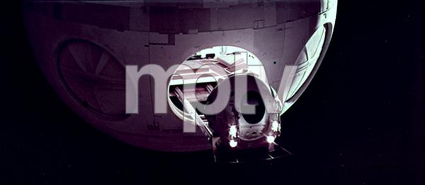 """2001: """" A Space Odyssey""""1968 MGMPhoto By John Jay / MPTV - Image 5091_0137"""