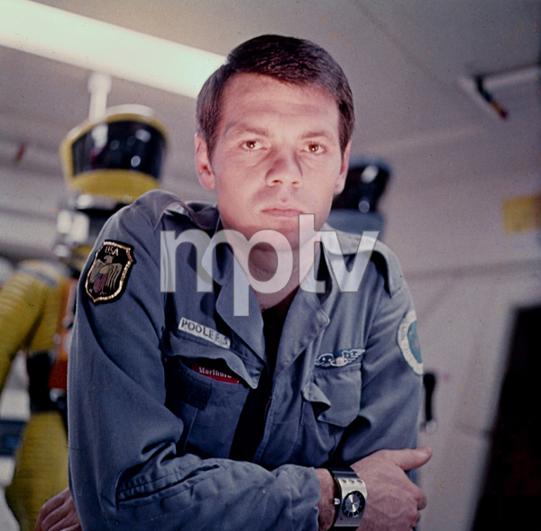 """2001: A Space Odyssey,"" MGM 1968.Gary LockwoodPhoto By John Jay / MPTV - Image 5091_0143"