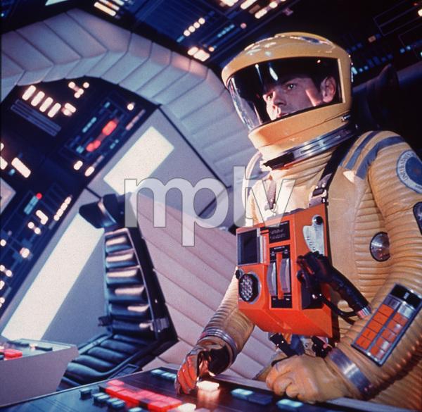"""2001: A Space Odyssey,"" MGM 1968.Gary LockwoodPhoto By John Jay / MPTV - Image 5091_0148"