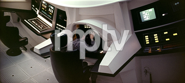 """""""2001: A Space Odyssey""""Keir Dullea1968 MGMPhoto by John Jay - Image 5091_0151"""