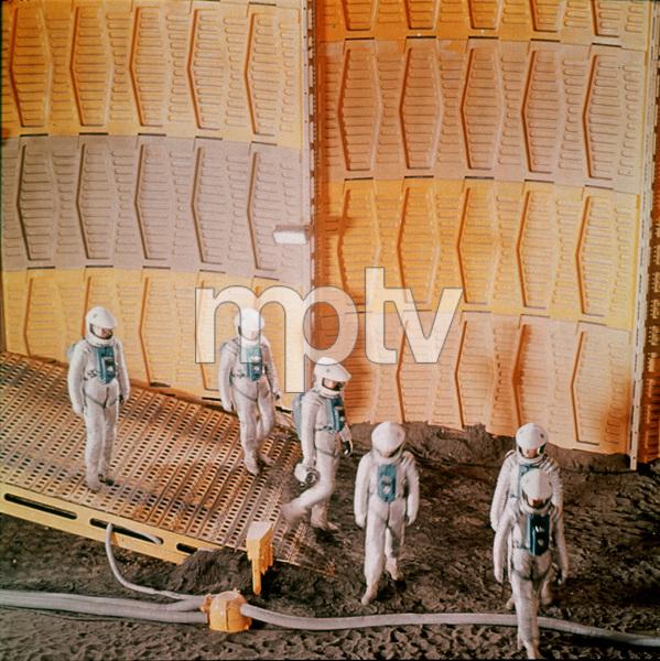 """2001: A Space Odyssey,"" MGM 1968.Photo By John Jay / MPTV - Image 5091_0153"