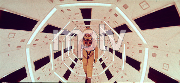 """2001: A Space Odyssey,"" MGM 1968.Gary LockwoodPhoto By John Jay / MPTV - Image 5091_0154"