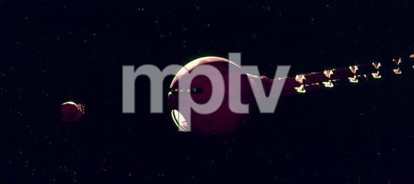 """2001: A Space Odyssey,"" MGM 1968.Photo By John Jay / MPTV - Image 5091_0155"
