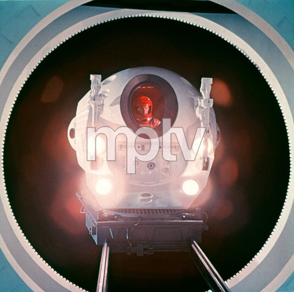 """2001: A Space Odyssey,"" MGM 1968.Keir DulleaPhoto By John Jay / MPTV - Image 5091_0158"