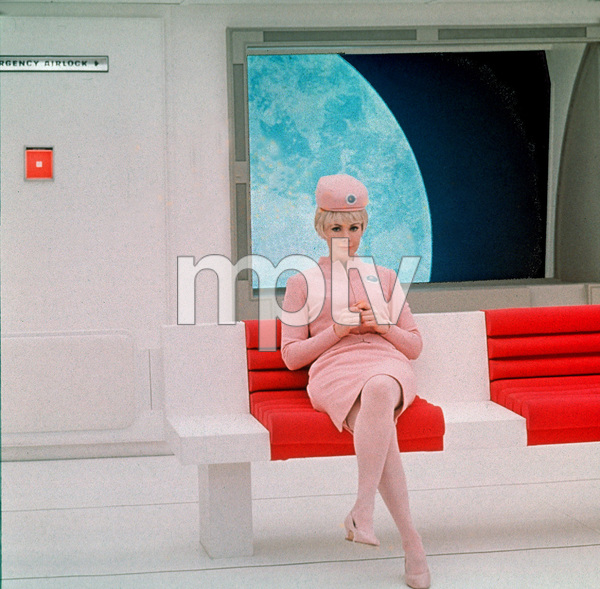 """2001: A Space Odyssey,"" MGM 1968.Photo By John Jay / MPTV - Image 5091_0160"