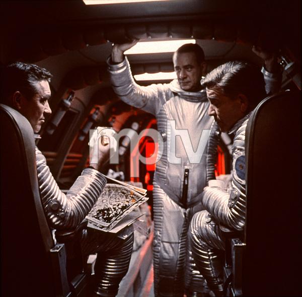 """2001: A Space Odyssey,"" MGM 1968.Photo By John Jay / MPTV - Image 5091_0168"