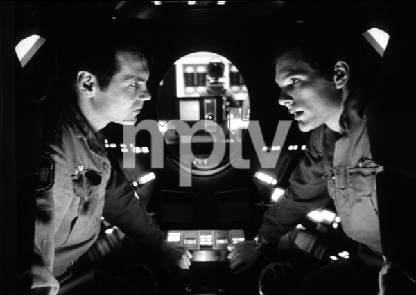 """2001: A Space Odyssey,""Gary Lockwood and Keir Dullea.1968/MGM © 1978 John Jay - Image 5091_0172"