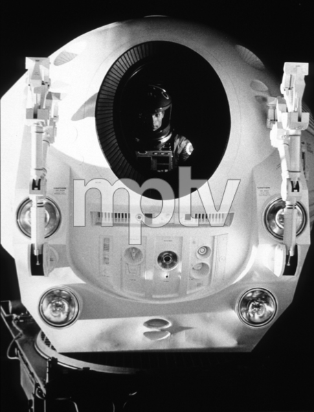 """""""2001: A Space Odyssey,""""Keir Dullea.  1968/MGM © 1978 John Jay - Image 5091_0173"""