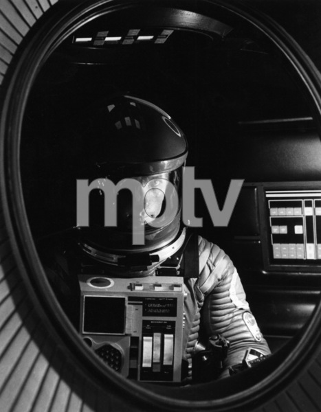 """""""2001: A Space Odyssey""""Keir Dullea1968 MGMPhoto by John Jay - Image 5091_0175"""