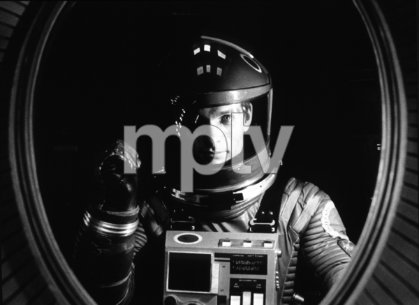 """2001: A Space Odyssey,""Keir Dullea.  1968/MGM © 1978 John Jay - Image 5091_0176"