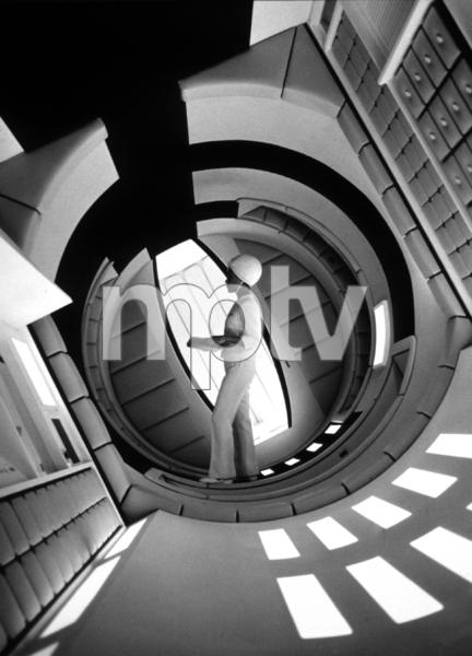 """2001: A Space Odyssey,""Space Stewardess. 1968/MGM © 1978 John Jay - Image 5091_0185"