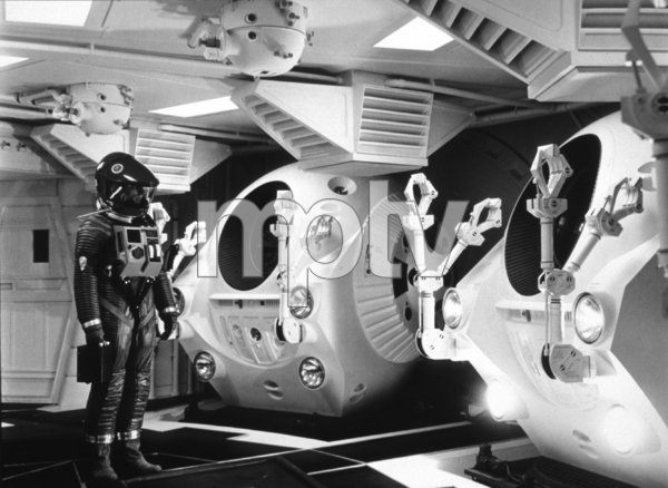 """""""2001: A Space Odyssey,""""Keir Dullea.  1968/MGM © 1978 John Jay - Image 5091_0193"""