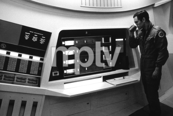 """""""2001: A Space Odyssey,""""Keir Dullea.  1968/MGM © 1978 John Jay - Image 5091_0194"""