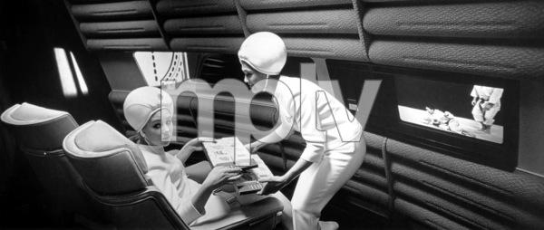 """""""2001: A Space Odyssey""""1968/MGMPhoto by John Jay/**I.V. - Image 5091_0199"""