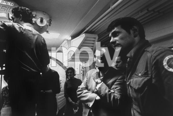 """2001: A Space Odyssey""Director Stanley Kubrick, Gary Lockwood1969 Warner Brothers**J.C.C. - Image 5091_0200"
