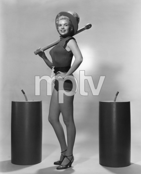 Holiday Category (4th of July)Jayne Mansfield1955 - Image 5093_0049