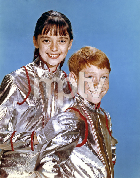 """Lost in Space"" (Season 1)Angela Cartwright, Bill Mumycirca 1965© 2015 Legend Pictures, LLC - Image 5095_0155"